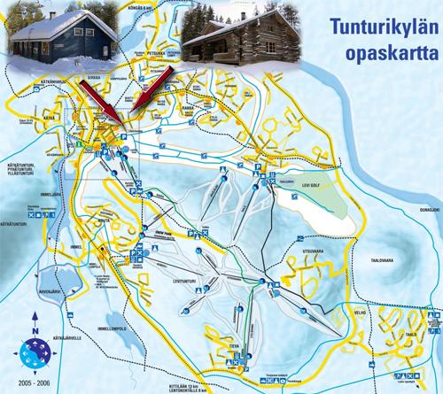levi vuokramökit Suonenjoki